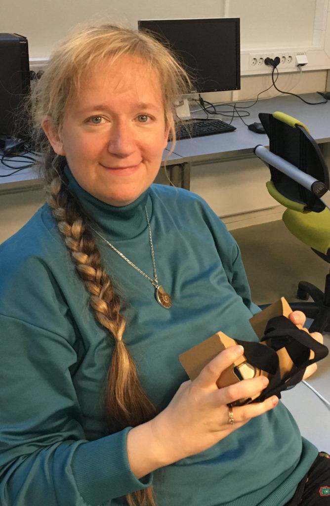 Bilde av Ekaterina Prasolova-Førland