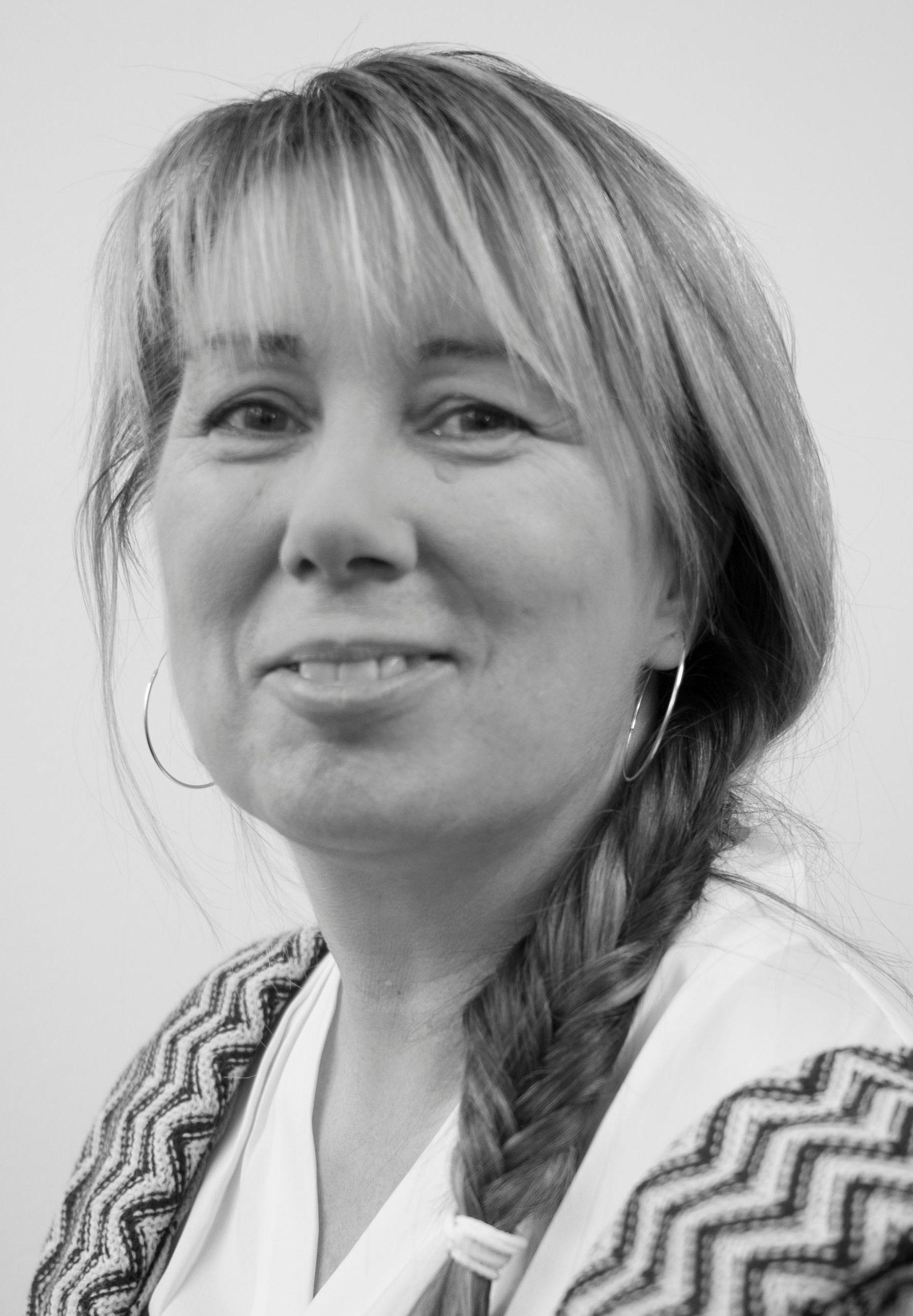 Portrettbilde av prosjektleder Gunn-Elin Åsgren