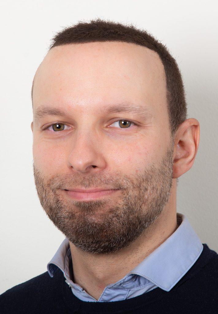 Profilbilde Daniel Sundnes, avdelingsdirektør i styringsenheten i NAV Kontaktsenter