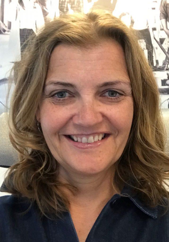 Profilbilde Linda Fjeldvær, avdelingsdirektør for NAV Kontaktsenter Trøndelag Trondheim