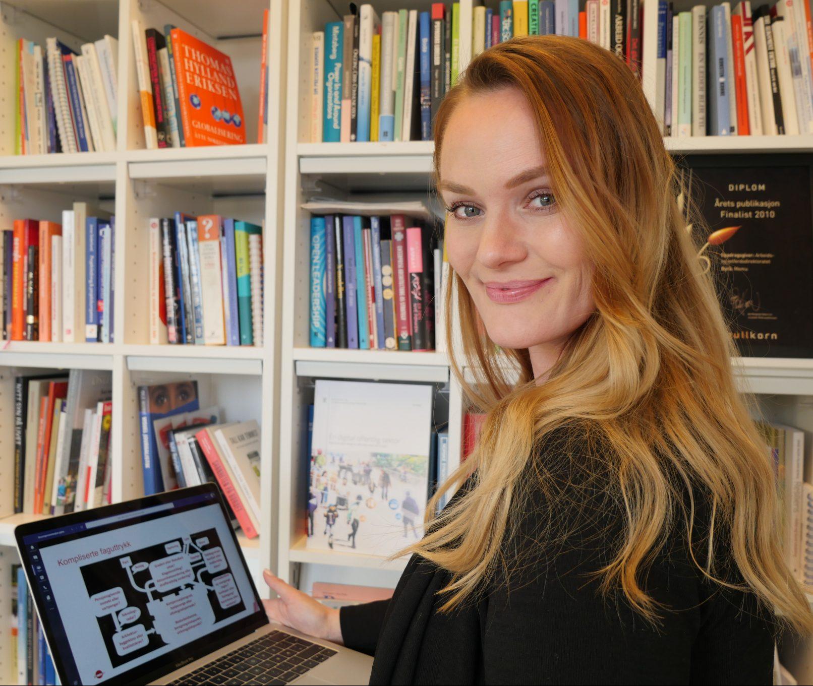 Silje Emilienne Aanderud-Larsen