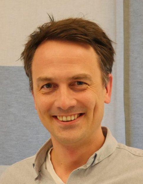 Profilbilde av IT-direktør Jonas Slørdahl Skjærpe