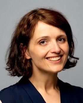 Portrettbilde av Karina Ludwig, leder for uu-teamet i NAV.