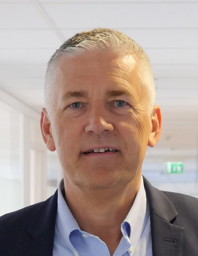 Kjell Hugvik, arbeids- og tjenestedirektør i NAV