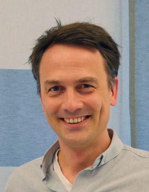 Profilbilde av IT-direktør i NAV, Jonas Slørdahl Skjærpe