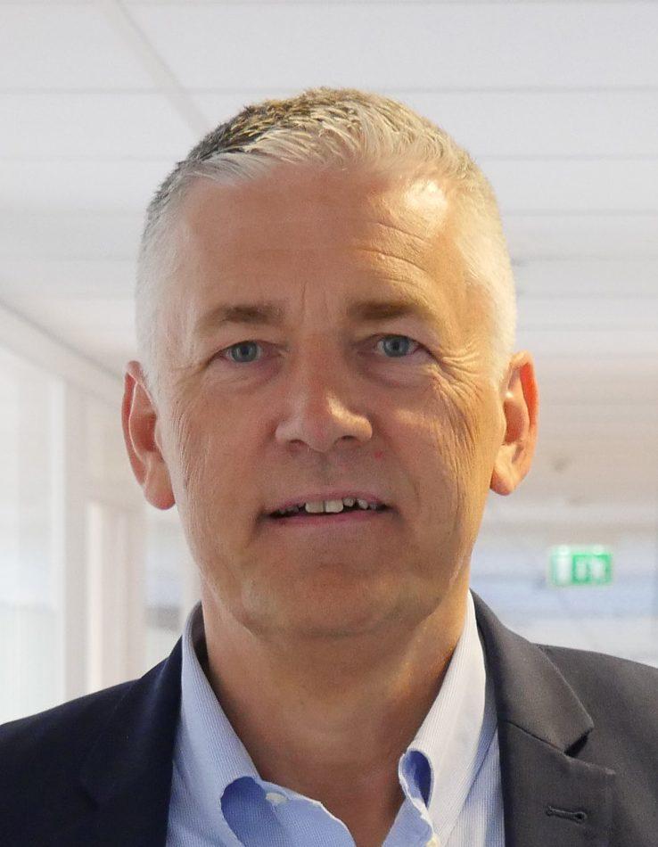 Profilbilde av Arbeids- og tjenestedirektør Kjell Hugvik