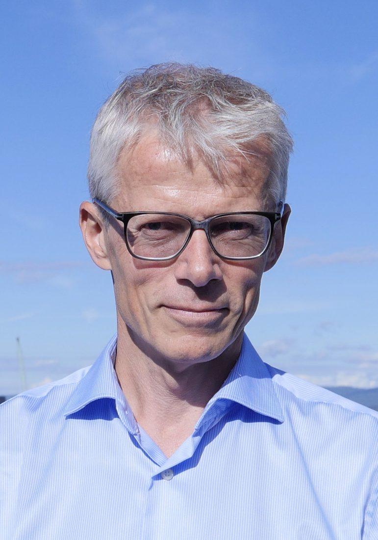 Profilbilde av Hans Christian Holte