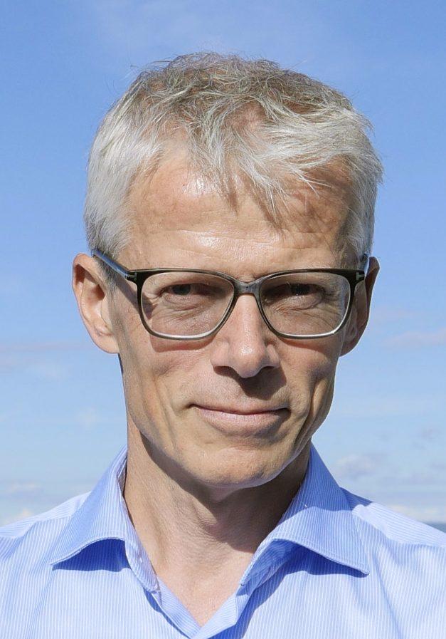 Arbeids- og velferdsdirektør Hans Christian Holte