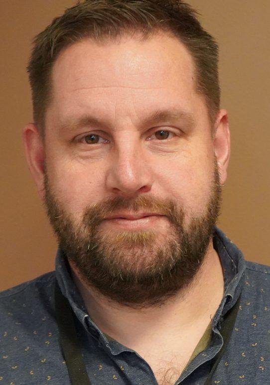 Kjetil Fosse, avdelingsleder NAV Kontaktsenter