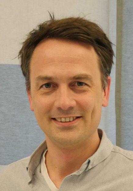 IT-direktør i NAV, Jonas Slørdahl Skjærpe