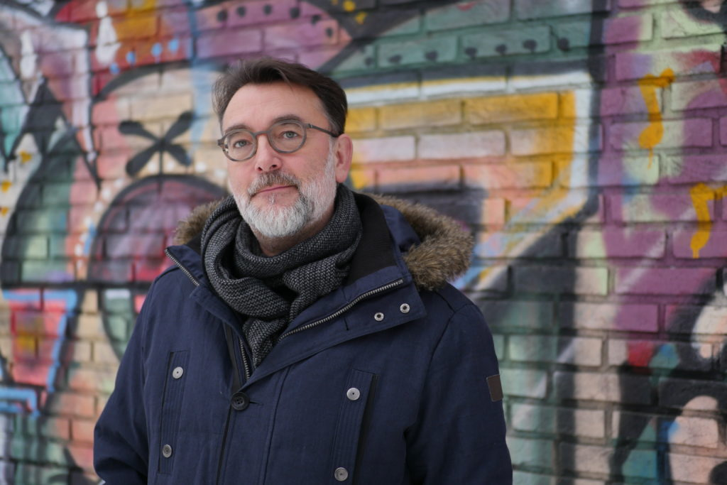VIKTIG JOBB: Personvernombud i NAV, Anders Holt.