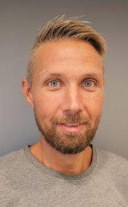 ANSATT: Anders Eriksen, verneombud