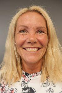ANSATT Bente Karin Moe, kontorsjef