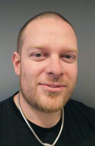 ANSATT: Eivind Roaldstveit, tillitsvalgt for Akademikerne