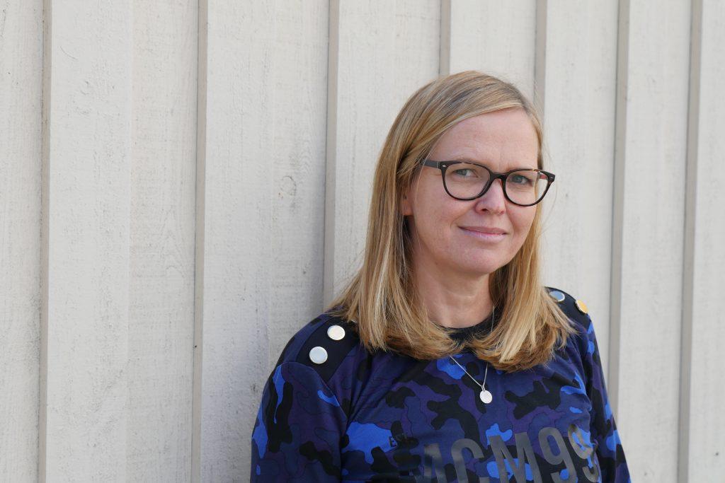 TAR DOKTORGRAD I OG OM NAV: Frøydis Bakken benytter seg av muligheten til å ta en doktorgrad som finansieres av hennes egen arbeidsplass og Forskningsrådet.