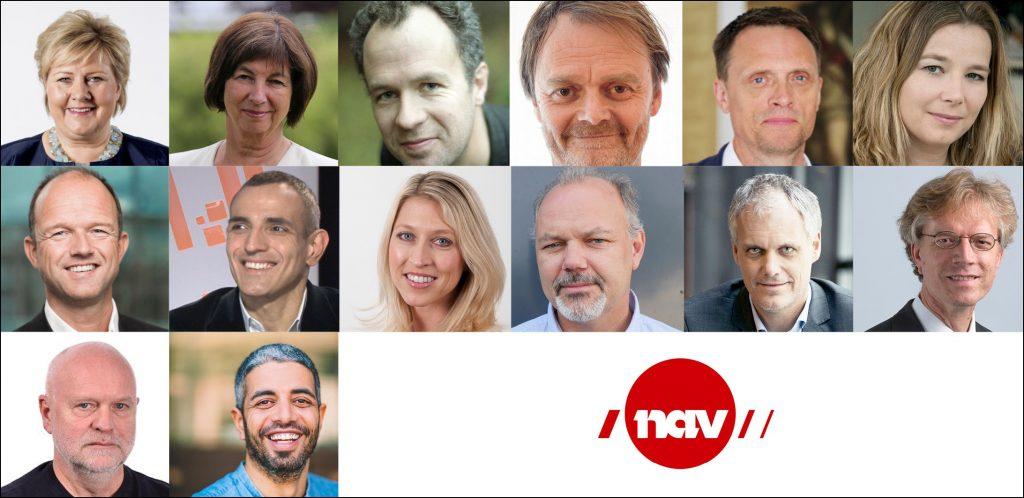 SPENNENDE PROGRAM: Mange kunnskapsrike innledere på årets NAV-konferanse om utenforskap i arbeidslivet.