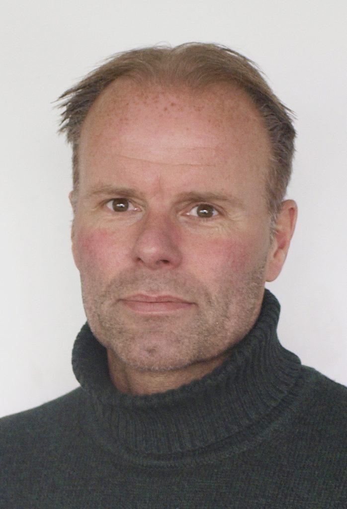 Profilbilde Arne Ellevset, MIF
