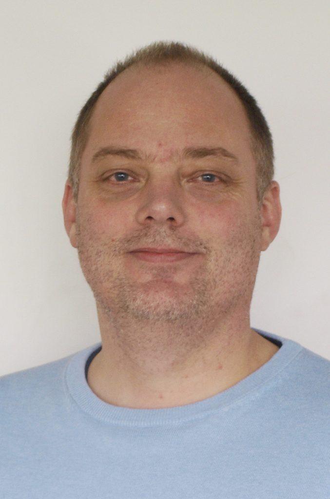 Profilbilde, Frank Fjelldalen, NAV-veileder