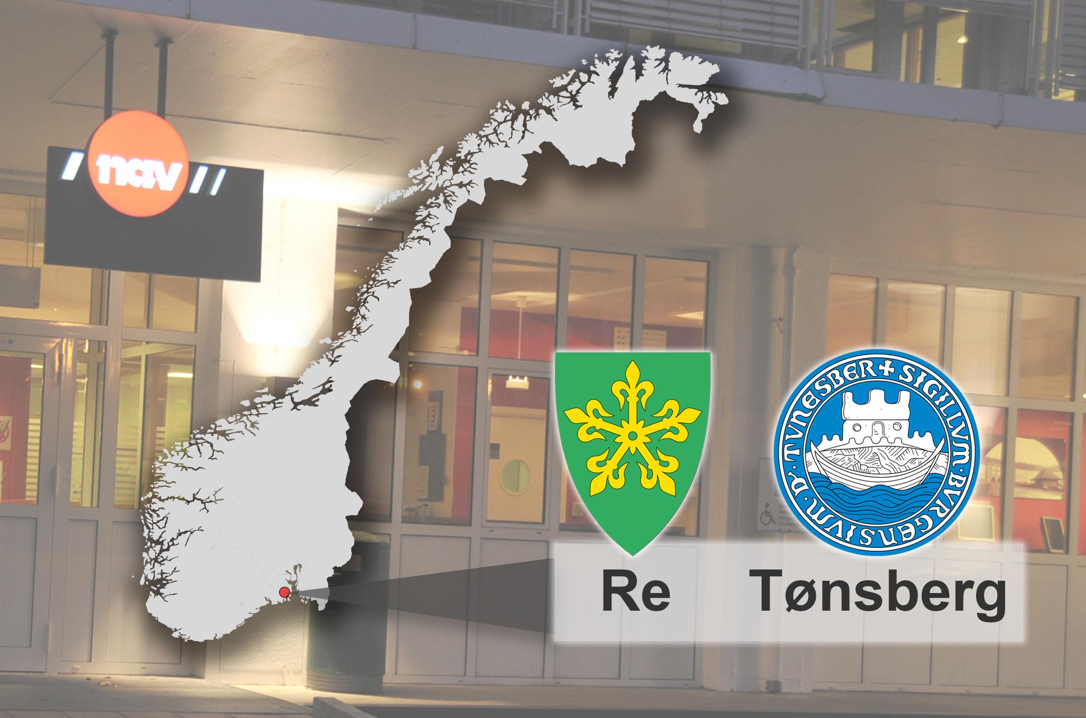 I forbindelse med at NAV Re og NAV Tønsberg slås sammen, har brukernes stemme blitt hørt.