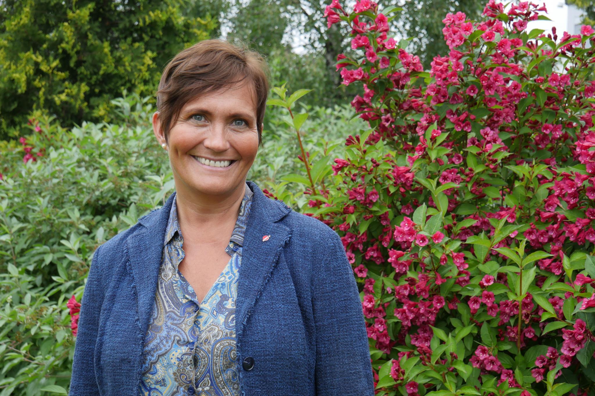 NY HR-DIREKTØR: Gunhild Løkkevol er overbevist om at NAV har den endringskraften som skal til.