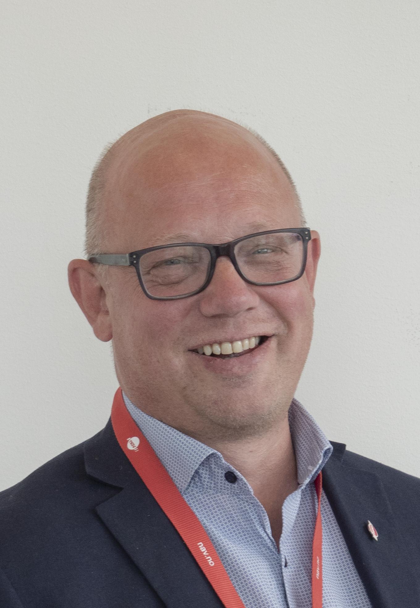 Ola Løvold, Markedskoordinator i NAV Møre og Romsdall