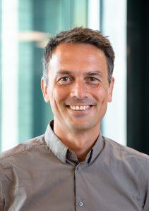 Profilbilde av IT-direktør i NAV Jonas Slørdahl Skjærpe