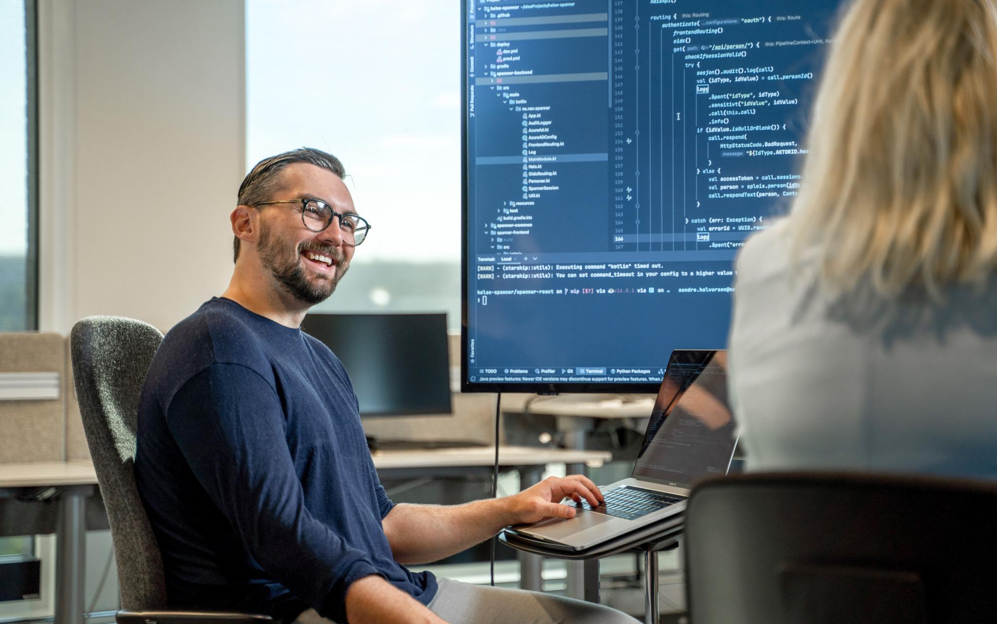 NAV IT vil rekruttere de beste utviklerne ved å tilby arbeidsplass hvor som helst i landet.